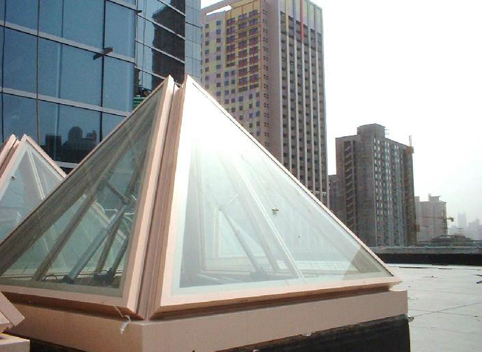 三角形自动窗